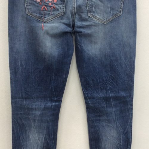 JEANS RICAMO FIORI GUESS-Stock The Look
