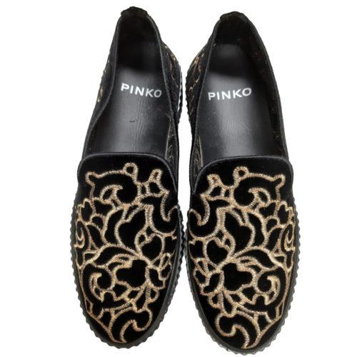 Pinko scarpa velluto - Stock The Look