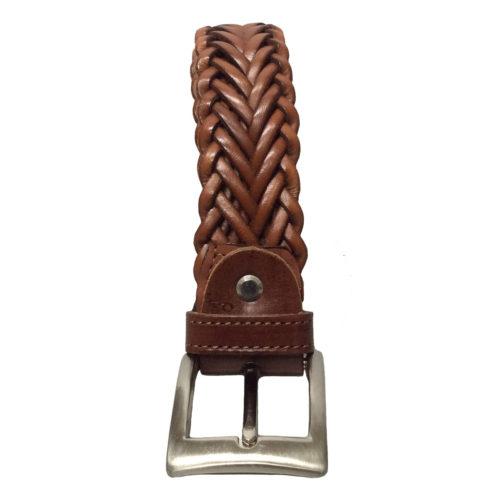 Cintura vero cuoio - Stock The Look