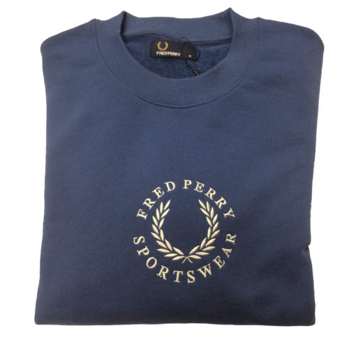 Fred Perry Felpa uomo - Stock The Look